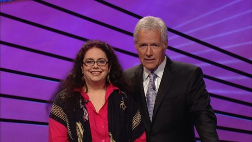 Mum and Trebek